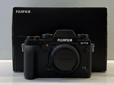 Fujifilm X series X-TMP Digital SLR Camera - Black