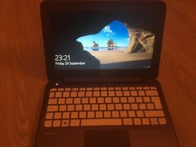 HP Stream 14-cb008na 14 inch (32GB,Celeron N,1.60GHz,4GB)