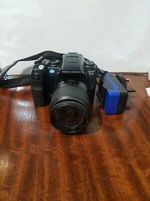 Konica Minolta Dynax 5D 6.1MP Digital with Af Dt  lens
