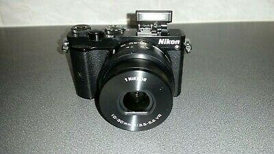 Nikon 1 JMP Digital Camera - Black (Kit w/ mm