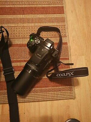 Nikon COOLPIX PMP wifi Digital Camera plus extras