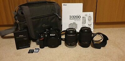 Nikon D DMP Digital SLR Camera Black