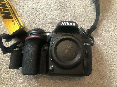 Nikon D DSLR Camera (Body Only) Excellent Condition -