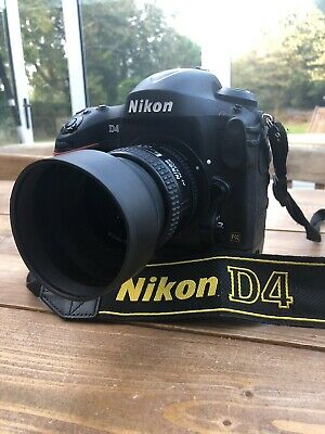 Nikon D MP Digital SLR Body and 50 MM Prime Lens