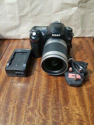 Nikon D MP camera, with nikon Af nikkor mm lens