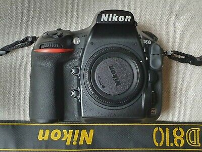 Nikon Dmp Full-Frame DSLR body, 128GB CF, original