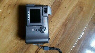 Olympus CAMEDIA C-300Zoom 3.0MP Digital Camera - Silver