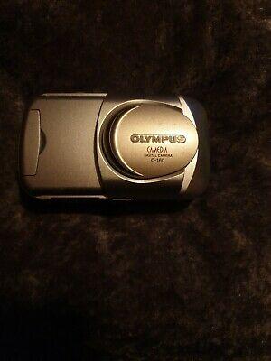 Olympus CAMEDIA C  MP Digital Camera - Silver
