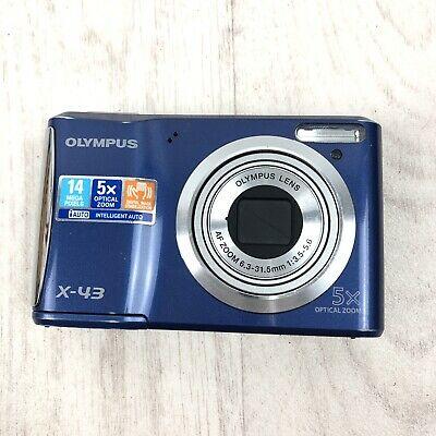 Olympus X-Series X-MP Digital Camera - blue
