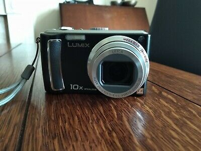 Panasonic LUMIX DMC-TZ5 9.1MP Digital Camera