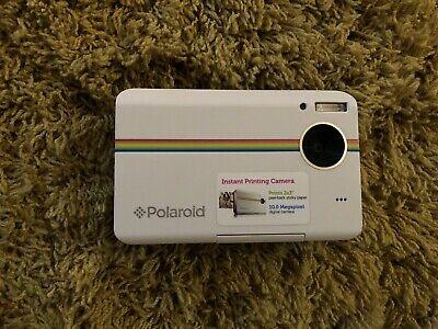 Polaroid Z MP Digital Camera - White