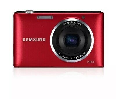 Samsung ST Series STMP Digital Camera - Cobalt Black