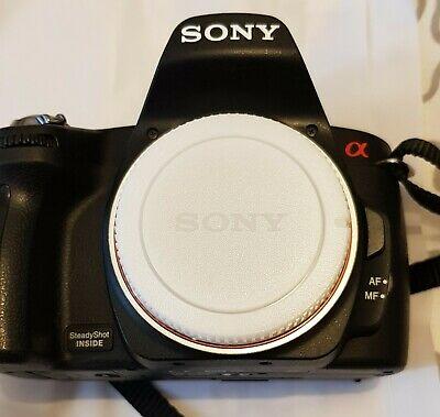 Sony Alpha AMP Digital SLR Camera - AFmm, AF70