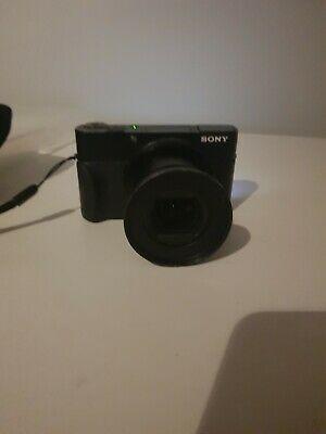 Sony Cyber-Shot DSC-RX100 iv 20.1 MP Compact Digital Camera