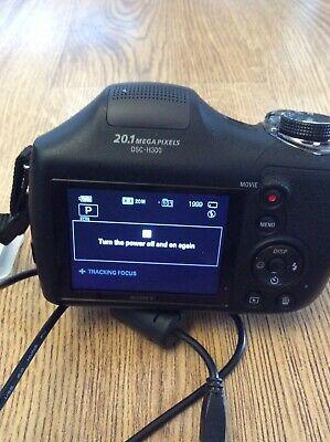 Sony DSC-Hmp Sensor 720p 35x Optical Zoom Digital