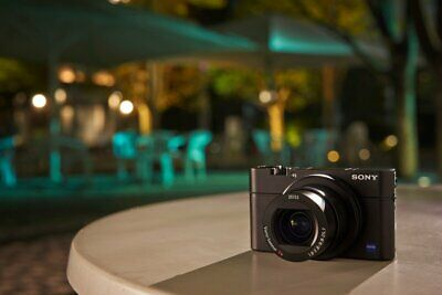 Sony DSCRX100M3 III Compact Digital Camera 20.1MP Wi-Fi NFC