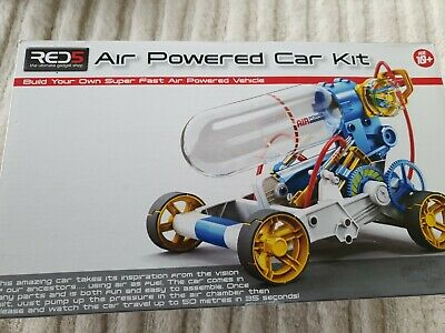 New Air Power Engine Car - Science Discovery Kit Educational