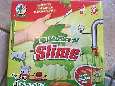Science4you The Science of Slime Educational Toy Stem