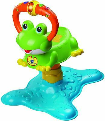 VTech Baby Bounce And Discover Frog with Songs and Phrases -