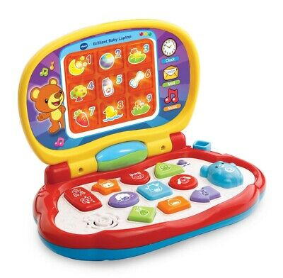 Vtech Baby Laptop Toy, Multicolour, Educational Learning