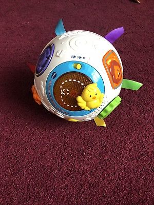 Vtech crawl and learn bright lights ball Excellent Condition