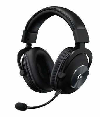Logitech,Logit ech Słuchawki Pro Gaming X Black