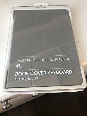 Samsung EJ-FT820BSEGGB Original Keyboard Cover for Galaxy