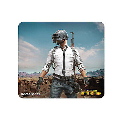 SteelSeries QcK PUBG Mouse Pad Gaming Surface Miramar