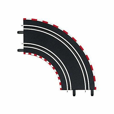 6 x NEW Carrera Go Track 90 Degrees Curve Bend Corner (6