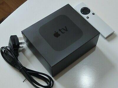 Apple TV 4th Gen 32GB HD media streamer WiFi MGY52B/A