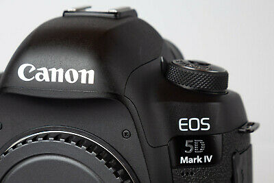 Canon 5D mk iv DSLR Body - low shutter count ()