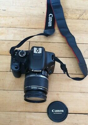 Canon EOS 550D / Kiss XMP Digital SLR Camera mm