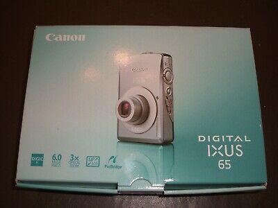 Canon IXUS 65 / PowerShot Digital ELPH SDMP -