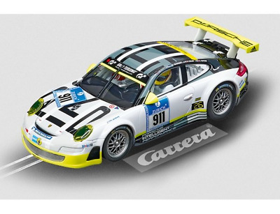Carrera Porsche GT3 RSR Manthey Racing Slot Car 1:32 Scale #