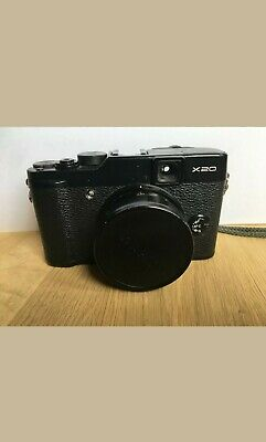 Fuji/Fujifilm X series X MP Digital Camera - black
