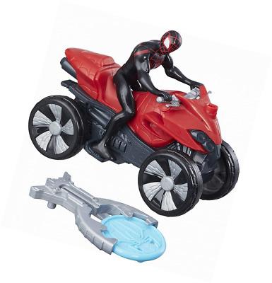 Marvel Spiderman – Spiderman Figure Car Blast and Go Kid