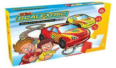My First Scalextric This Mains Powered Track Is Supplied