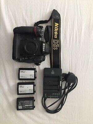 Nikon D3s Body only 12.1MP Digital SLR Camera - Black