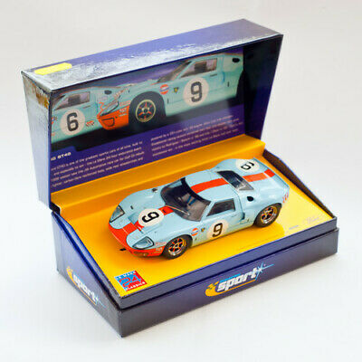 SCALEXTRIC NOS CA #9 FORD GT40 MK LE MANS CAR -