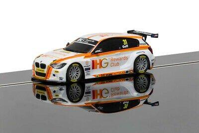 SCALEXTRIC Unboxed Slot Car BTCC Touring Car No.31 Goff BMW