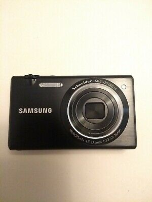 Samsung MV Series MVMP Digital Camera - Black, comes