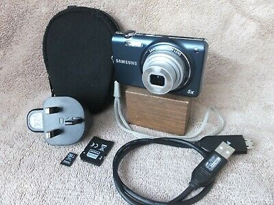 Samsung ST Series STMP Digital Camera + 8GB
