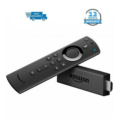 Amazon Fire TV Stick with all-new Alexa Voice Remote