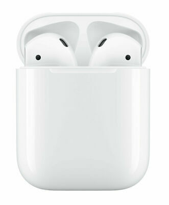 Apple AirPods 2nd Gen Bluetooth Headphones with Charging