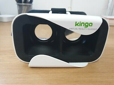 KINGA  VR Headset Virtual Reality Glasses VR Glass for