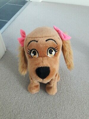 Lucy The Dog Interactive Puppy Toy for Childrens Electronic