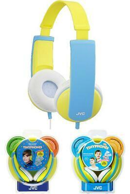 NEW Tiny Phones Kids Stereo Headphones With Volume Limiter
