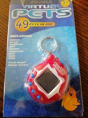 Tamagotchi Connection 49 in 1 Virtual Pet Retro Kids Toys -