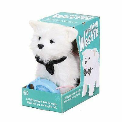 Tobar Walking Westie Dog Toy -