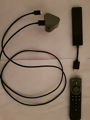 Amazon Fire TV Stick (2nd Generation) Media Streamer with